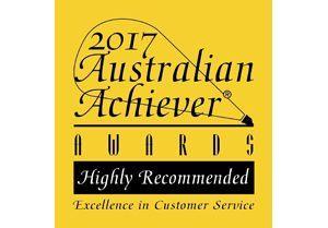 Australian Achiever 2017