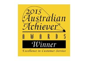 Australian Achiever 2015